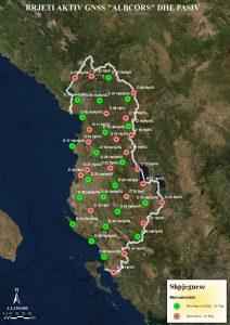 Rrjeti GNSS Aktiv dhe Pasiv